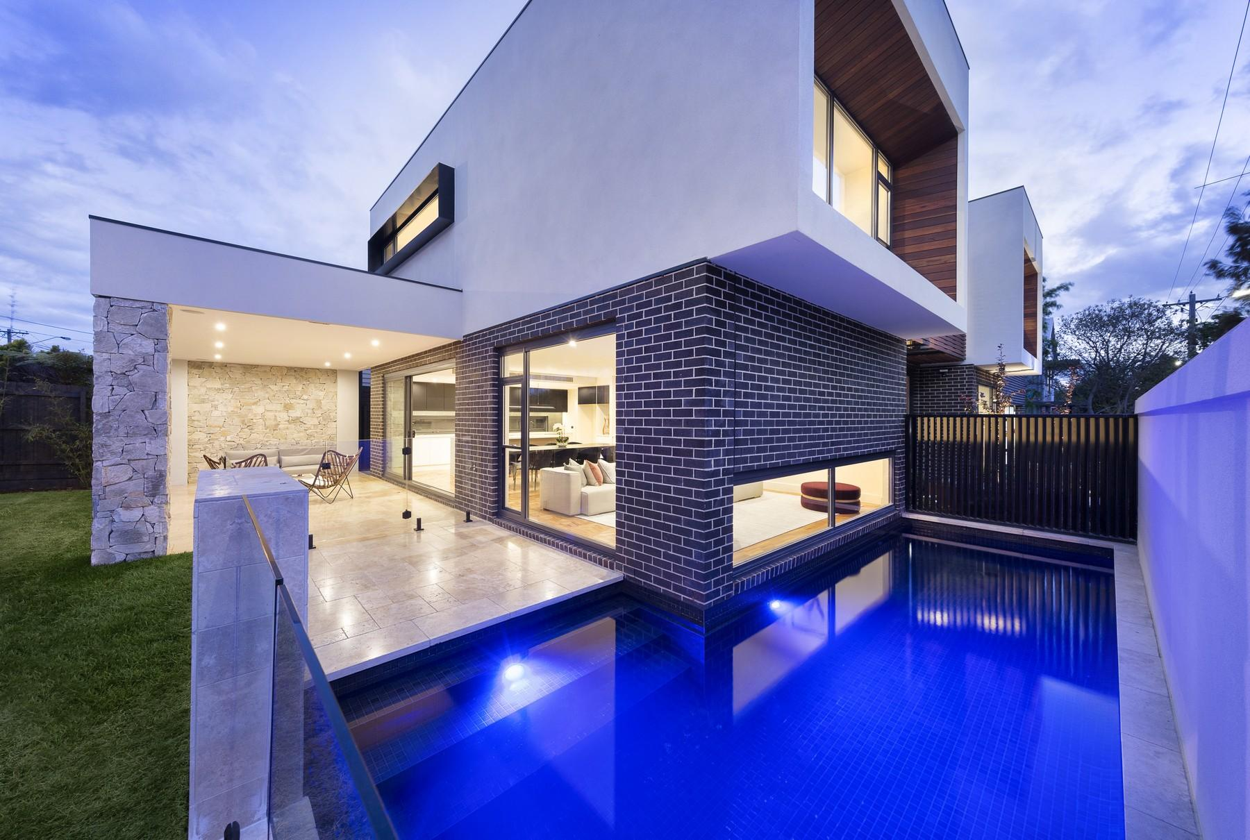 Glass Mosaic Pool Tiles Melbourne