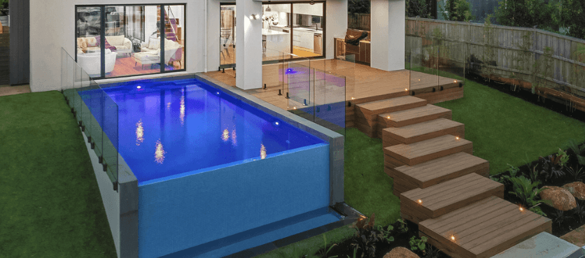 Infinity Edge Pools Melbourne